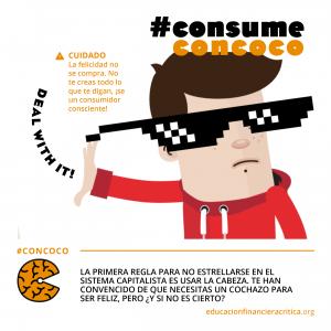 #ConsumeConCoco ¿Necesitas un cochazo para ser féliz?