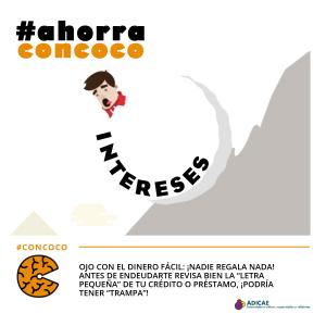 #AhorraConCoco